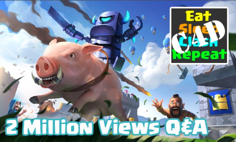 2 Million Views Q&A