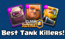 Clash Royale Best Tank Killers