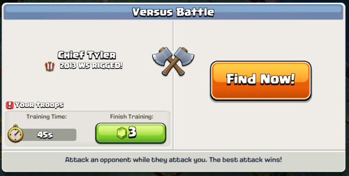 Clash of Clans Builders Base Update Versus Battles