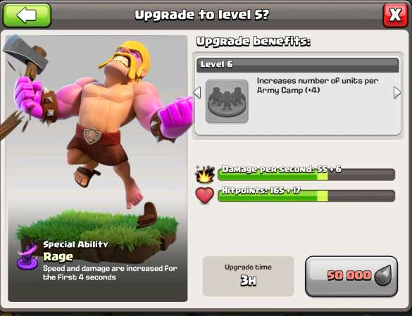 Clash of Clans Builders Base Update Raging Barbarians