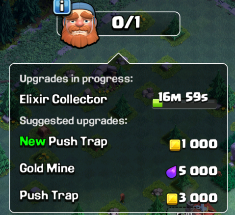 Clash of Clans Builders Base Update Builders