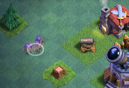 BH3 Attack Strategy Giants Archers Clash of Clans