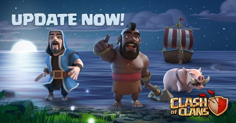 Clash of Clans Builders Base May 2017 Update