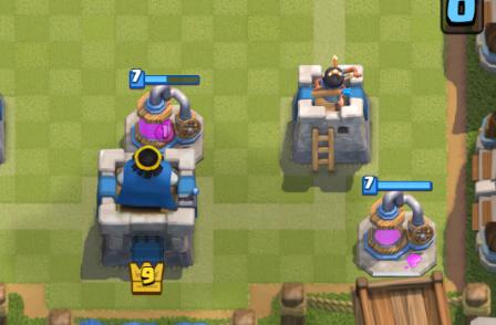 Clash Royale Elixir Pumps