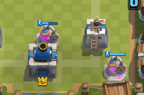 Clash Royale Elixir Pumps