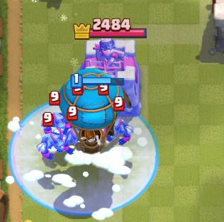 Best LavaLoonion Deck Clash Royale Freeze
