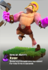 Clash of Clans Builder Base Raged Barbarian