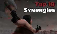 Clash Royale Best Synergies