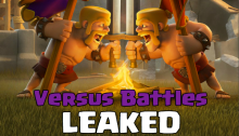 Clash of Clans May Update Versus Battles