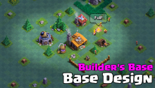 Clash of Clans Builders Base Base Design Layouts