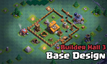 Builder Hall 3 BH3 Base Design Layouts Clash of Clans