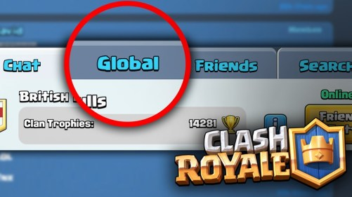 Clash Royale Update Ideas Global Chat