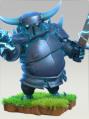 Clash of Clans Builder Base Super PEKKA