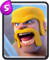 Barbarians Clash Royale