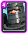 Dark Prince Clash Royale
