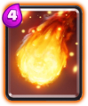 Fireball Clash Royale