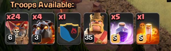 TH10 LavaLoonion Strategy Clash of Clans Army Composition