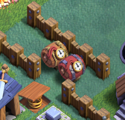 Builder Base Base Design Funneling Clash of Clans