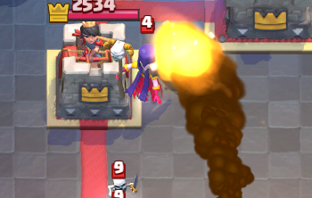 Rocket Tower Clash Royale