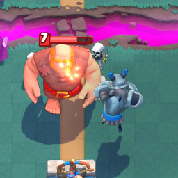 Clash Royale Giant Bowler Deck