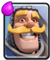 Knight Clash Royale