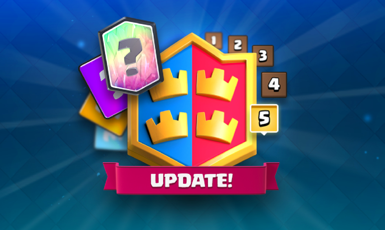 Clash Royale August 2018 Update
