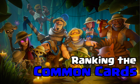Clash Royale Ranking the Common Cards