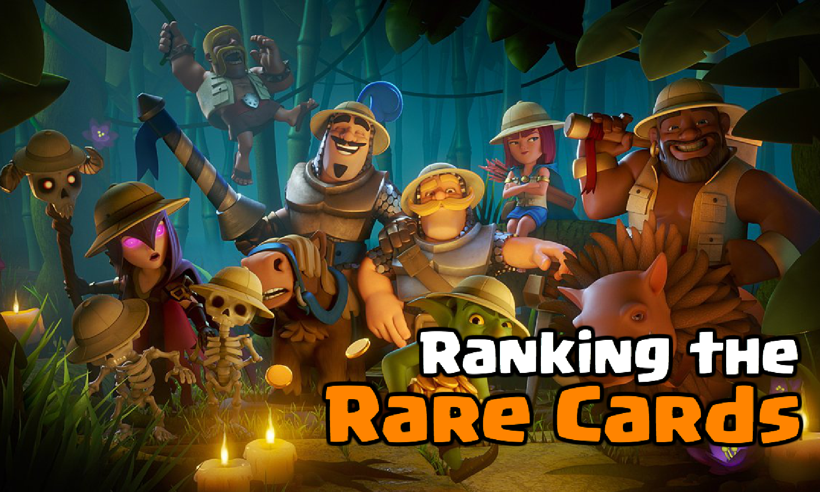 Clash Royale Rare Card Rankings (November 2018)