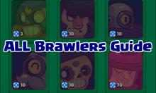 Brawl Stars All Brawlers Gameplay Summary Strategy