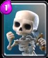 Skeletons Clash Royale