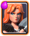 Valkyrie Clash Royale
