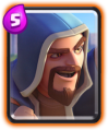 Wizard Clash Royale
