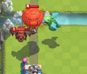 PEKKA Graveyard Deck Clash Royale