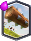 Log Legendary Card Clash Royale