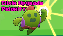 Brawl Stars Elixir Upgrade Priority Guide