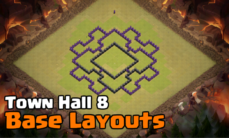 best town hall 8 base designs for july 2017 clash for dummies