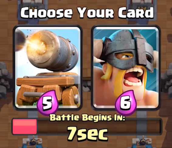 Cannon Cart 2v2 Draft Challenge Clash Royale
