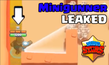 Minigunner Leaked Brawl Stars August 2017 Update