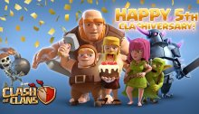 Clash of Clans August 2017 Update
