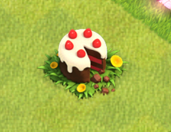 Clash of Clans How to Get Anniversary Cakes