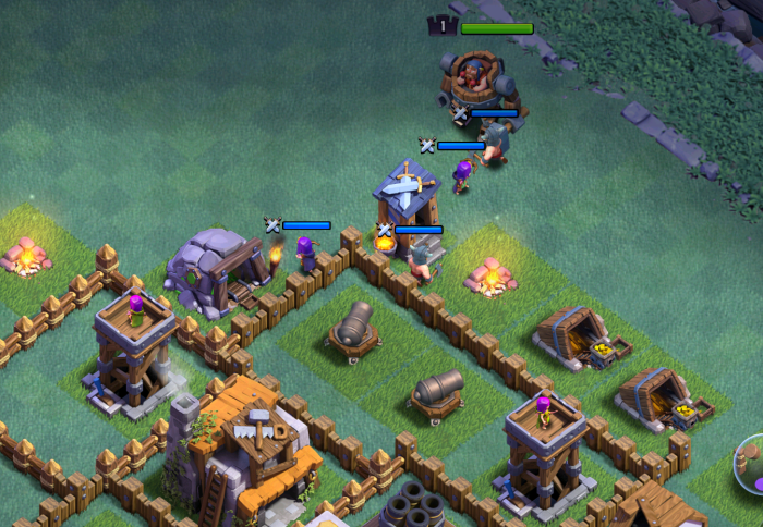 Battle Machine Builder Base Clash of Clans