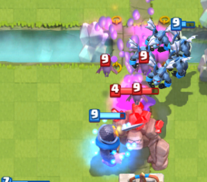 Clash Royale Battle Ram Three Musketeers Deck