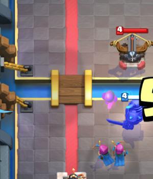 PEKKA Miner Poison Deck vs XBow Clash Royale