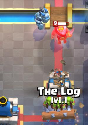 PEKKA Miner Poison Deck vs Knight Goblin Barrel Clash Royale