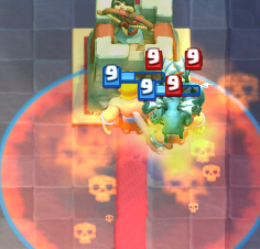 Clash Royale PEKKA Miner Deck Poison