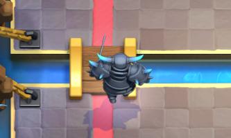 Clash Royale PEKKA Miner Deck PEKKA