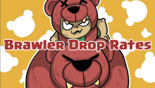Brawl Stars Brawler Elixir Drop Rates