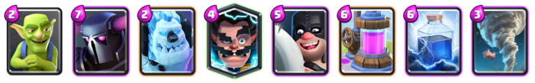 Clash Royale PEKKA Executioner Deck 20 Win Challenge