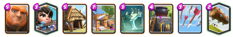 Clash Royale 2v2 Decks Spawner