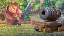 Clash of Clans Cannon Cart Balance Changes Update